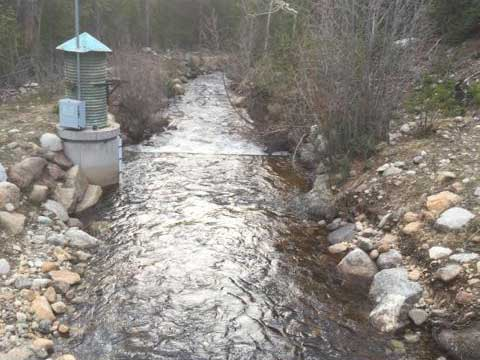 Increase stream gages and telemetry
